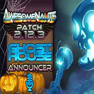 Comprar Awesomenauts Ghosthouse Announcer CD Key Comparar Precios