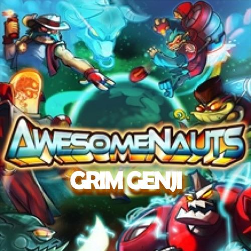 Comprar Awesomenauts Grim Genji CD Key Comparar Precios