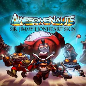 Comprar Awesomenauts Sir Jimmy Lionheart Skin CD Key Comparar Precios