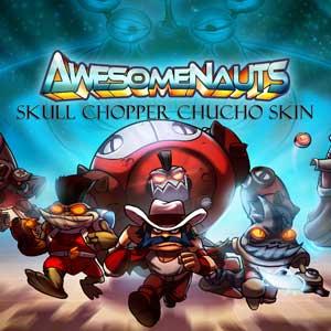 Comprar Awesomenauts Skull Chopper Chucho Skin CD Key Comparar Precios