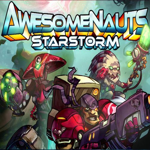 Comprar Awesomenauts Starstorm CD Key Comparar Precios