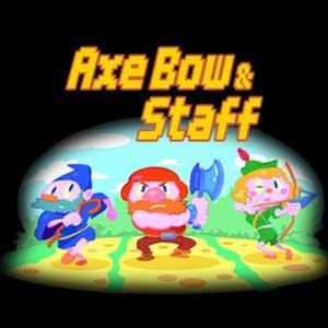 Comprar Axe, Bow and Staff CD Key Comparar Precios