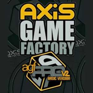 Comprar Axis Game Factory AGFPRO v2 CD Key Comparar Precios