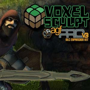 Comprar Axis Game Factorys AGFPRO Voxel Sculpt CD Key Comparar Precios