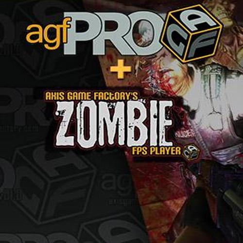 Comprar Axis Game Factorys AGFPRO Zombie CD Key Comparar Precios