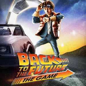 Comprar Back to the Future The Game Xbox 360 Code Comparar Precios