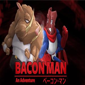 Comprar Bacon Man An Adventure Nintendo Switch Barato comparar precios
