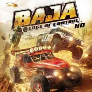 Comprar Baja Edge of Control HD PS4 Code Comparar Precios