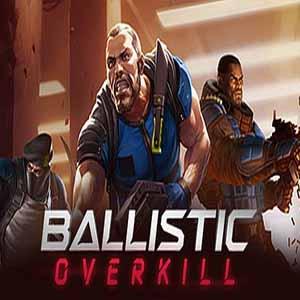 Comprar Ballistic Overkill CD Key Comparar Precios