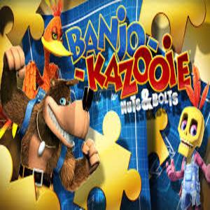Banjo Kazooie N n B
