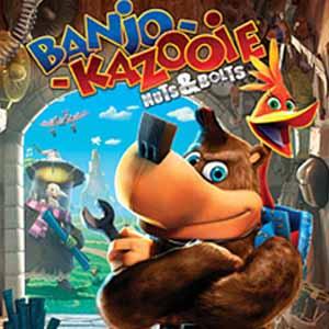 Comprar Banjo Kazooie Nuts and Bolts Xbox 360 Code Comparar Precios