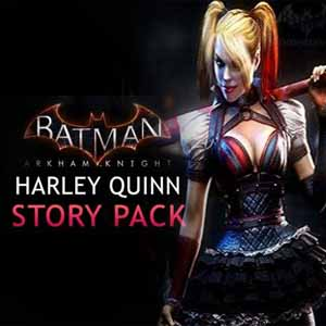 Comprar Batman Arkham Knight Harley Quinn Story Pack CD Key Comparar Precios