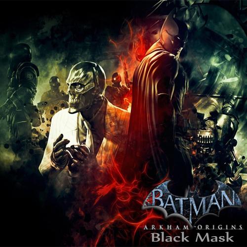 Descargar Batman Arkham Origins Black Mask - PC Key Comprar