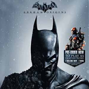 Comprar Batman Arkham Origins Heroes and Villians Inc Exclusive Knightfall PS3 Code Comparar Precios