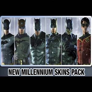 Comprar Batman Arkham Origins New Millennium Skins Pack CD Key Comparar Precios