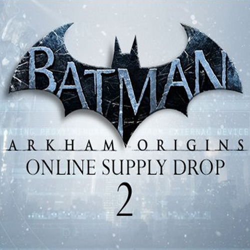 Comprar Batman Arkham Origins Online Supply Drop 2 CD Key Comparar Precios