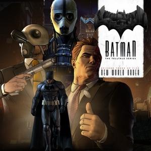 Comprar Batman The Telltale Series Episode 3 New World Order Xbox One Barato Comparar Precios
