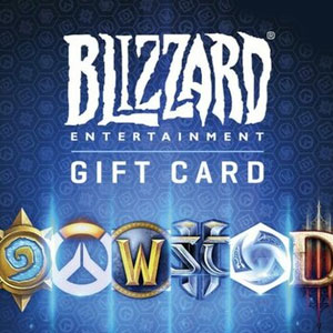 Comprar Battle.net Gift Cards CD Key Comparar Precios