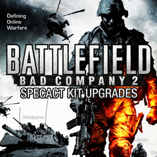 Comprar Battlefield Bad Company 2 SPECACT Kit CD Key Comparar Precios