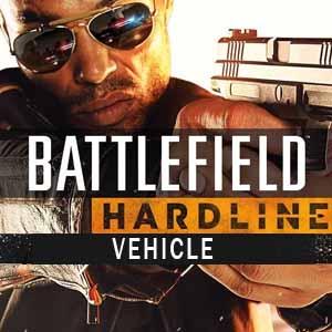Battlefield Hardline Vehicle