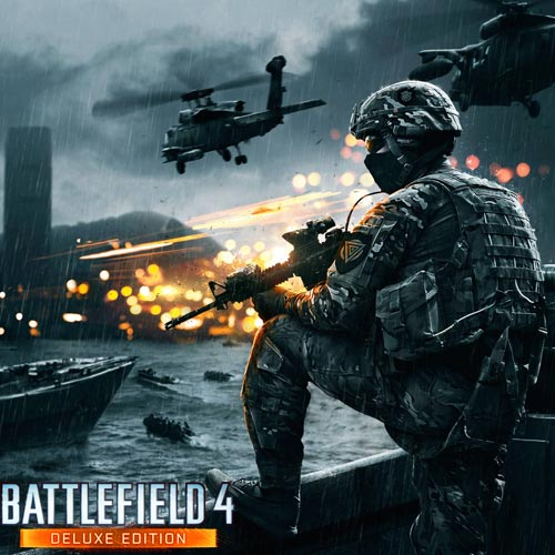 Descargar 4 Battlefield Deluxe Expansion - PC key Steam