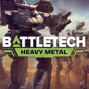 BATTLETECH Heavy Metal