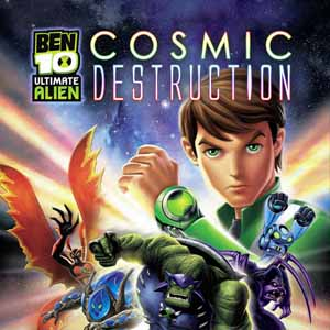Comprar Ben 10 Ultimate Alien Cosmic Destruction Ps3 Code Comparar Precios