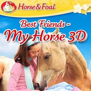 Comprar Best Friends My Horse 3D Nintendo 3DS Descargar Código Comparar precios