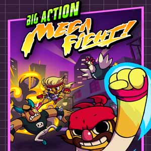 Comprar Big Action Mega Fight CD Key Comparar Precios