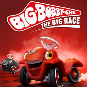 Comprar BIG-Bobby-Car The Big Race Nintendo Switch Barato comparar precios