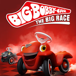 Comprar BIG-Bobby-Car The Big Race CD Key Comparar Precios