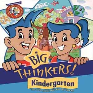Comprar Big Thinkers Kindergarten CD Key Comparar Precios