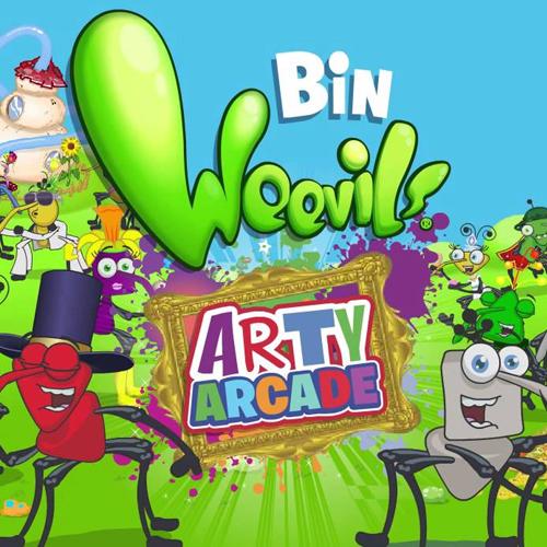 Comprar Bin Weevils Arty Arcade CD Key Comparar Precios