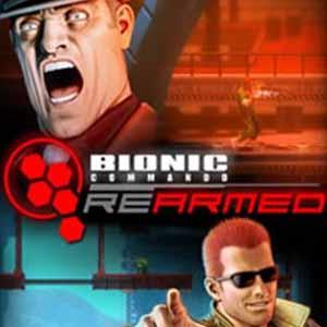 Comprar Bionic Commando Rearmed CD Key Comparar Precios