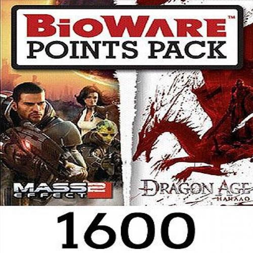Bioware 1600 Puntos