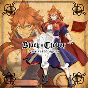 BLACK CLOVER QUARTET KNIGHTS Royal Magic Knight Set Red