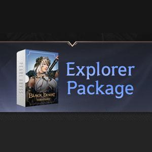 Black Desert Explorer to Conqueror Package