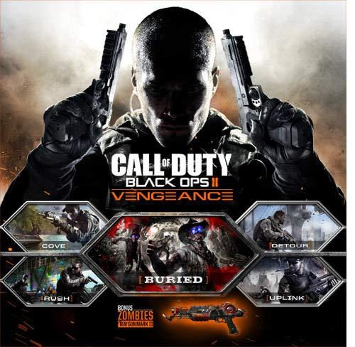 Descargar COD Black Ops II Vengeance DLC - PC key Steam