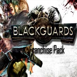 Comprar Blackguards Franchise Pack CD Key Comparar Precios