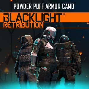 Comprar Blacklight Retribution Powder Puff Armor Camo CD Key Comparar Precios