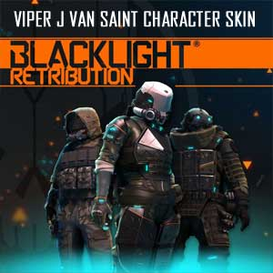 Comprar Blacklight Retribution Viper J Van Saint Character Skin CD Key Comparar Precios