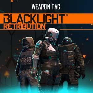 Comprar Blacklight Retribution Weapon Tag CD Key Comparar Precios