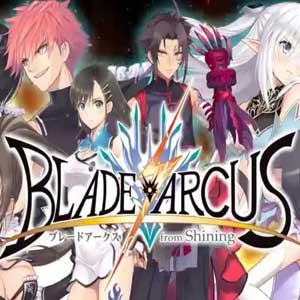 Comprar Blade Arcus Rebellion from Shining Ps4 Barato Comparar Precios