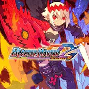 Blaster Master Zero 2 DLC Playable Character Empress from Dragon Marked For Death