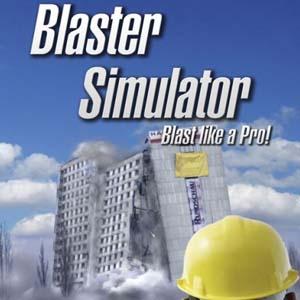 Comprar Blaster Simulator CD Key Comparar Precios