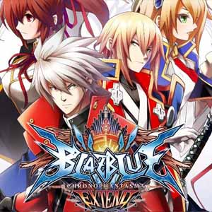 Comprar BlazBlue Chrono Phantasma Extend PS3 Code Comparar Precios