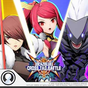 Blazblue Cross Tag Battle Additional Characters Pack 4