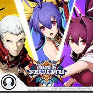 Blazblue Cross Tag Battle Additional Characters Pack 5