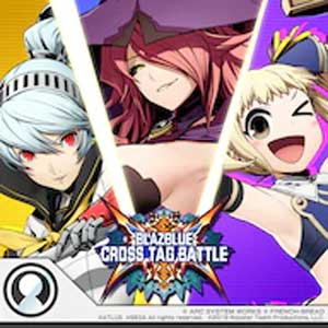 Blazblue Cross Tag Battle Additional Characters Pack 6