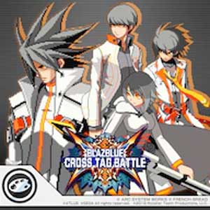 Blazblue Cross Tag Battle Additional Color Set 1